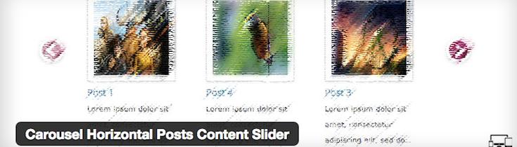 Carousel plugin image