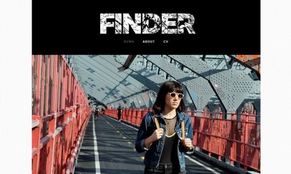 Finder theme