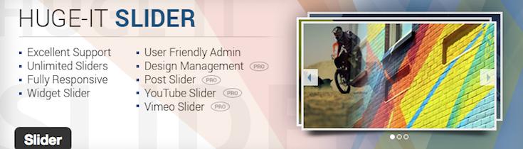 Huge IT Slider plugin