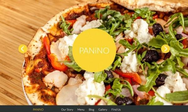 Panino Upfront theme