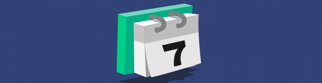 Seven-day WordPress challenge