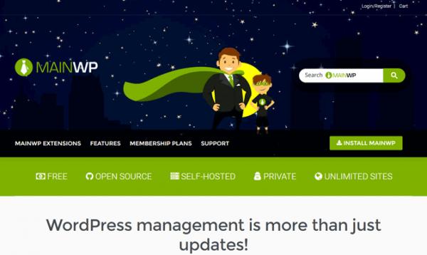 MainWPs site.
