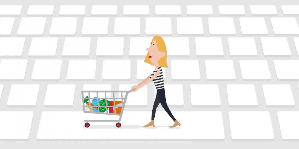 Online shopping WordPress