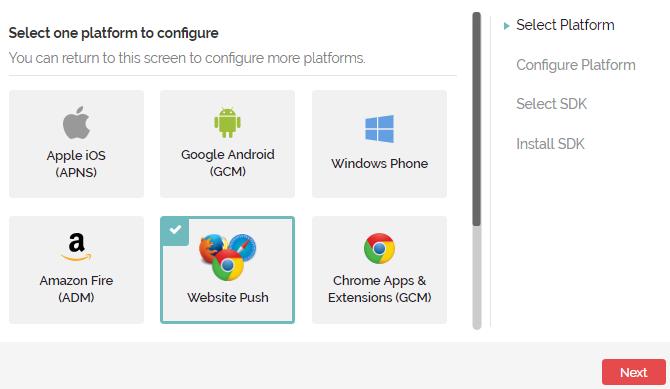 select-website-push