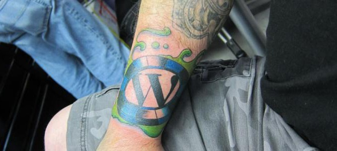 There are a lot of people in the WordPress community who are very passionate about the CMS.