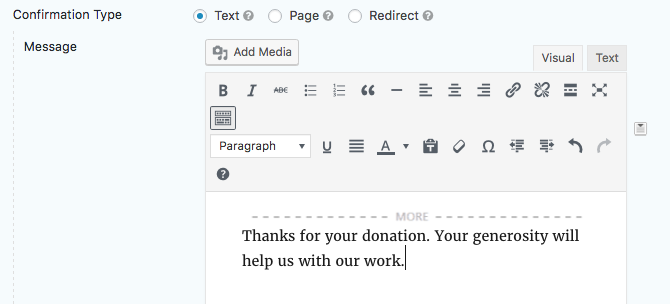 How to Add a Donation Page to Your Non-Profit or Charity WordPress Site