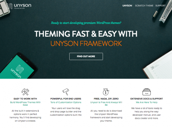 The Ultimate Guide to Choosing a WordPress Theme Framework (Plus In