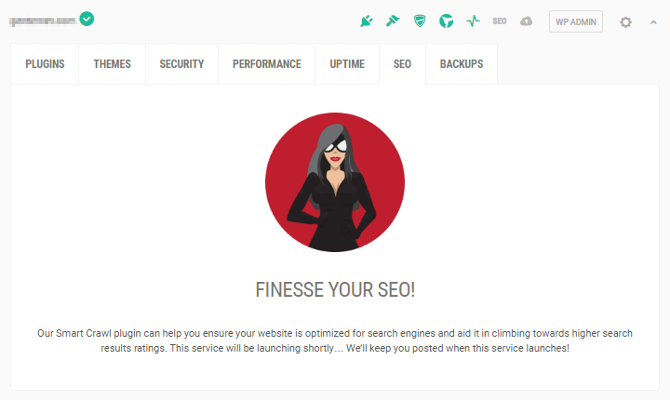 SEO monitoring integration is coming to the Hub