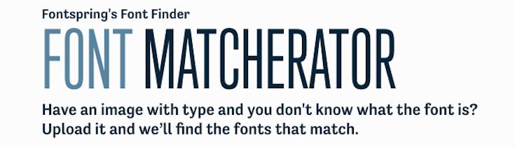 font-matcherator