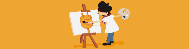 WordPress design images