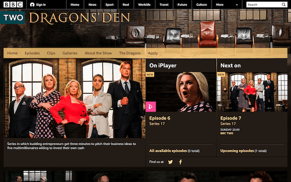 Dragons Den provides plenty of good business lessons