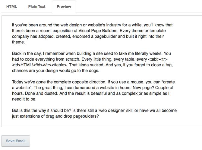 Is web design still a skill?