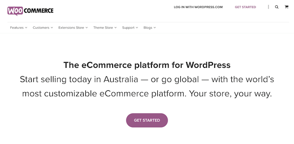 A look at WooCommerce