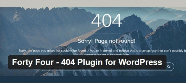 Forty Four plugin