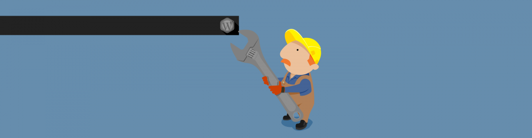Fixing WordPress