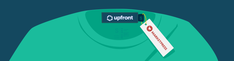 Upfront MarketPress compatibility