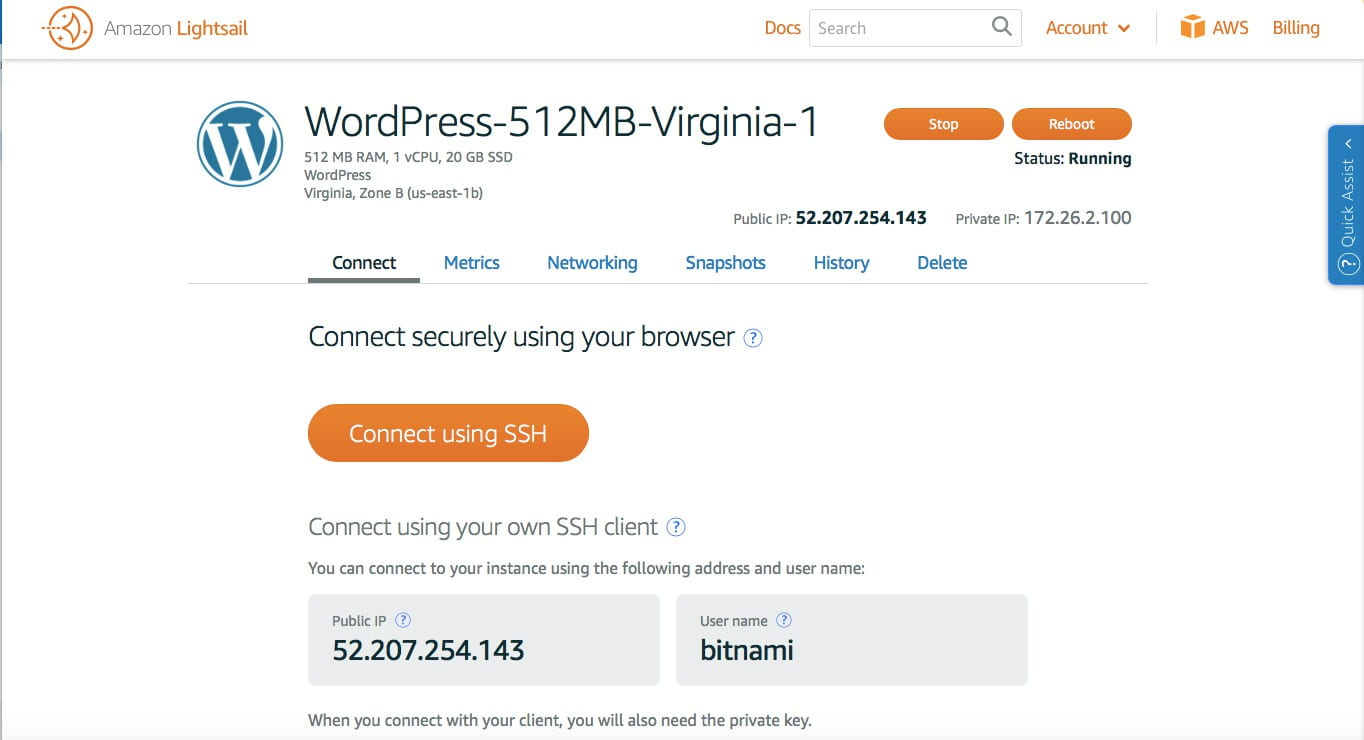 How to Host Your WordPress Site on Multiple AWS Server