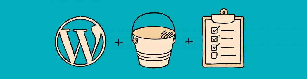 WordPress Bucket List