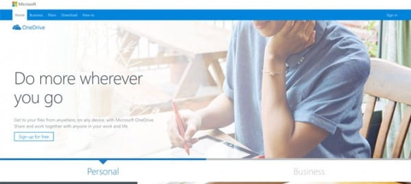 OneDrive site
