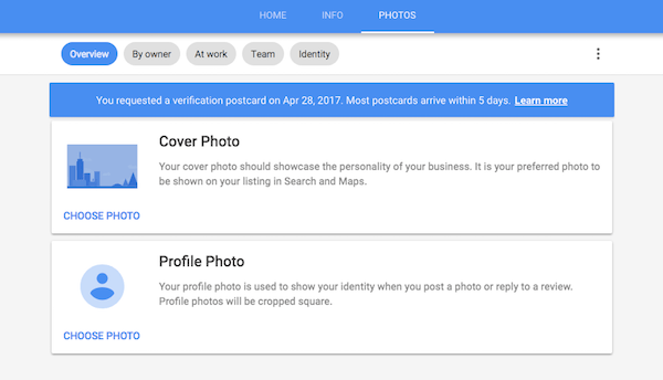Google My Business: A Walkthrough of Google's Tool for