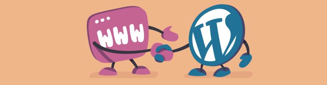 Should domains and WordPress hosting be kept separate