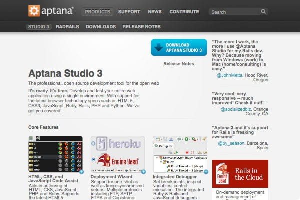 Apatana Studio 3's site