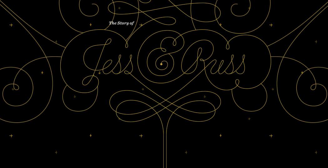 The Jess & Russ website.