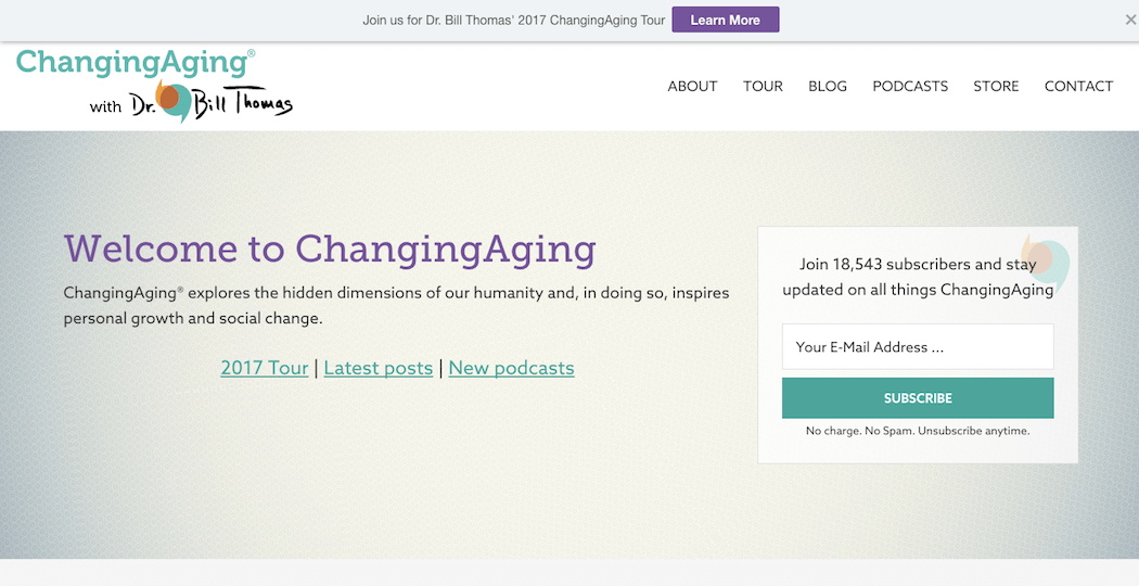 Design for Age - Changing Aging
