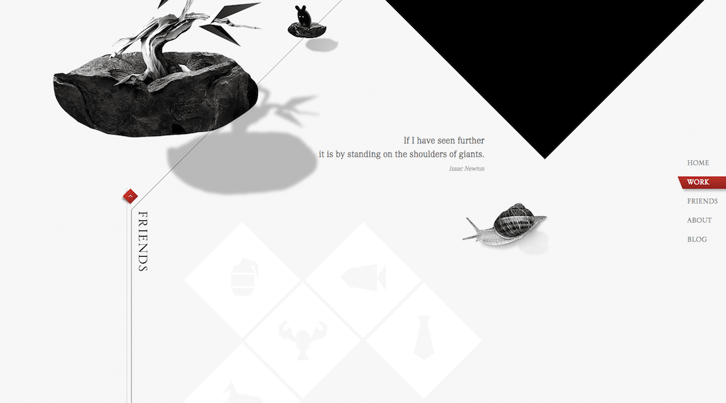 Visionary Vanguard's website.
