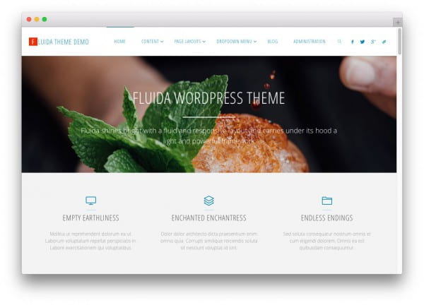 20+ Free High Quality WordPress Themes Worth Checking Out in 2017