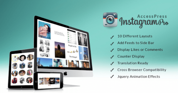 12 Instagram Plugins For WordPress Worth Installing - WPMU DEV
