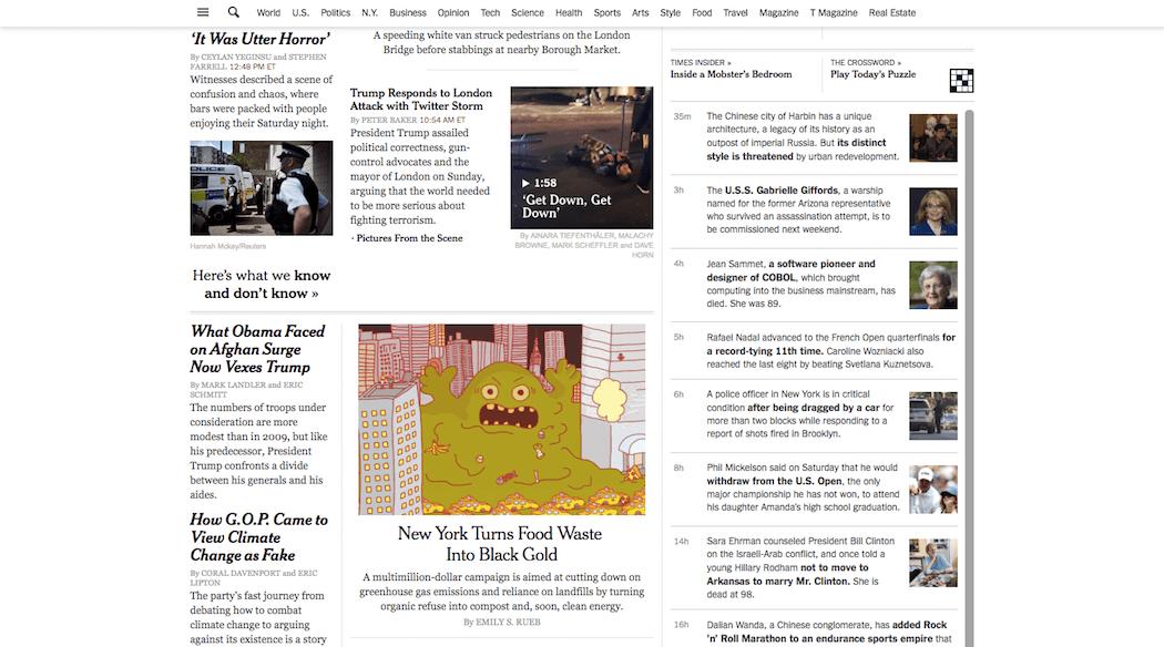 Consistency-NY Times