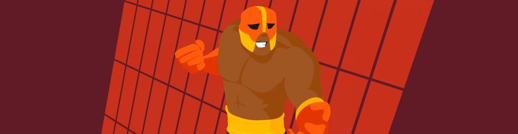Defender security superhero