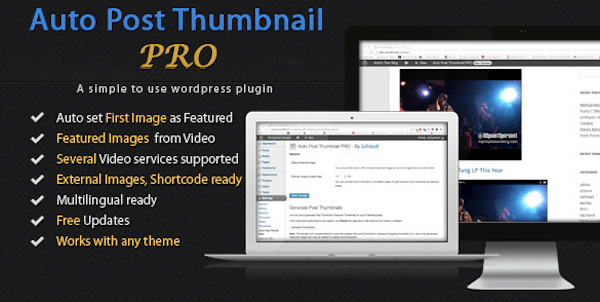 Featured Images - Auto Post Thumbnail Pro