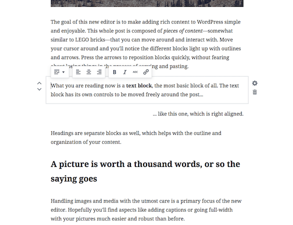 Gutenberg Editor Review: Please Don't Include This in WordPress Core