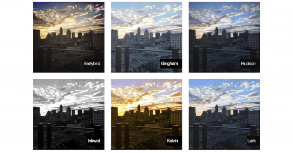 Image Filters - CSSgram