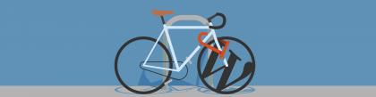 Secure bike WordPress