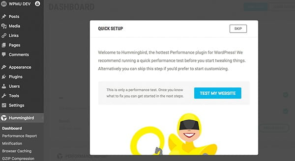 Hummingbird Speed Optimization Plugin Now Free at WordPress.org - WPMU DEV