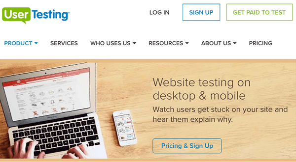 usability testing on a budget 3