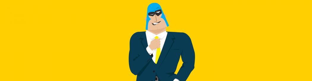 WPMU DEV Man in a suit