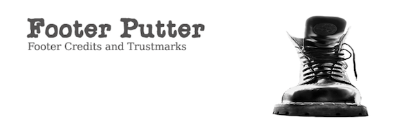 The Footer Putter plugin logo