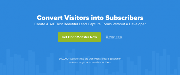 Lead Generation Plugins - OptinMonster