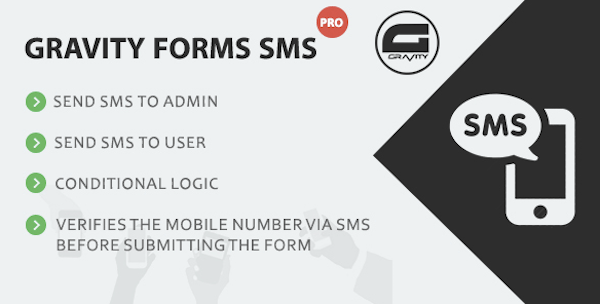 SMS for WordPress - Gravity Forms SMS