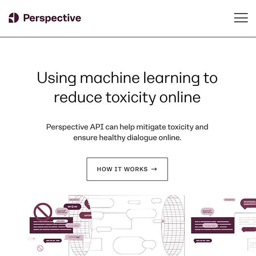 Perspective's website.