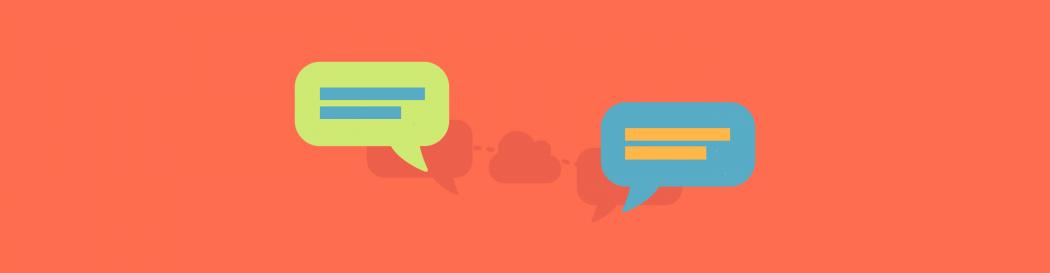 Messaging bubbles