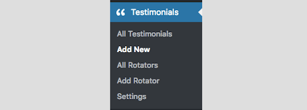 how to create a testimonial page in wordpress