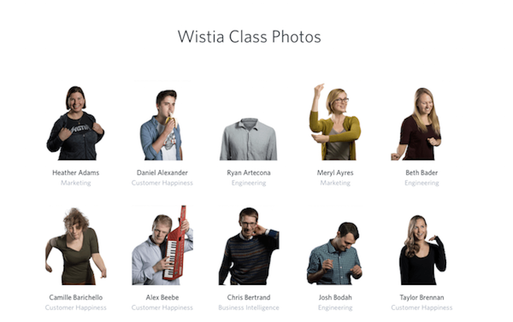 Element of Surprise - Wistia After