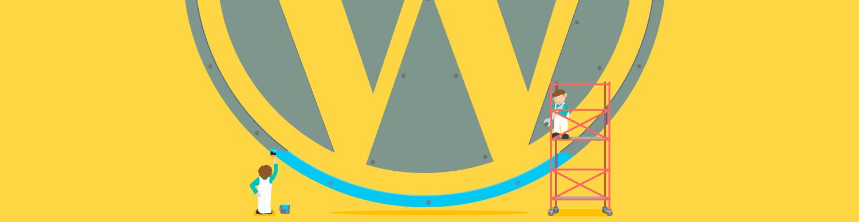 WordPress rebranding