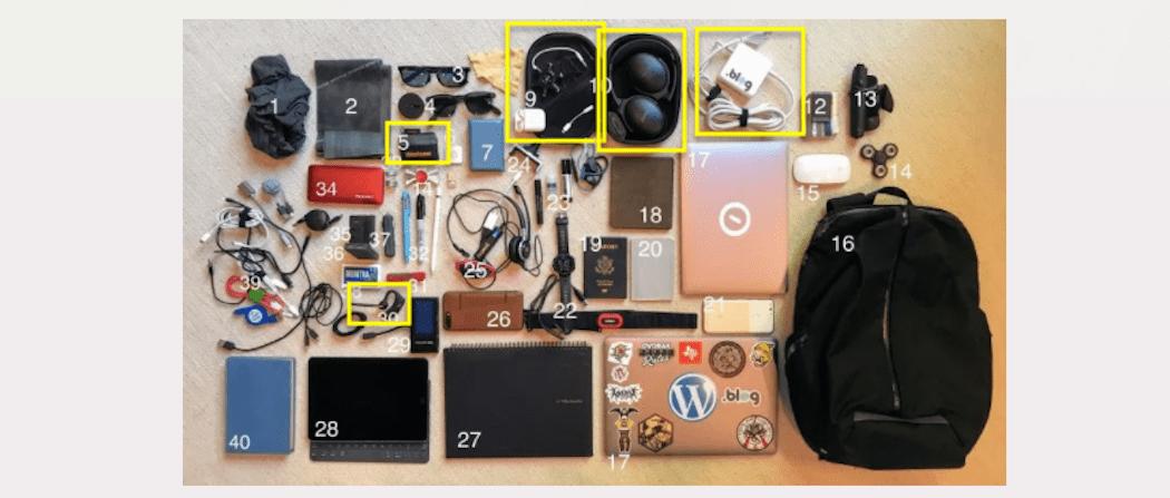 Matt Mullenweg's Gear