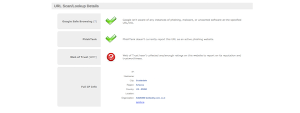7 Free Online Tools to Scan Websites for Security